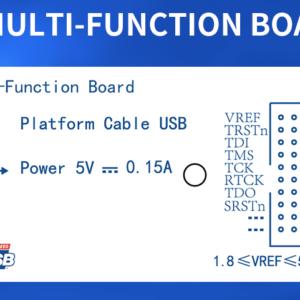 FII-BD5640 PMOD Interface – 500M Camera module ov5640