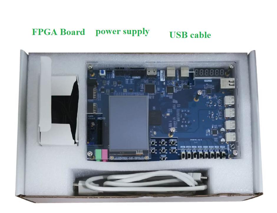 ARTIX 100T, XC7A100T, RISC-V FPGA Development Board