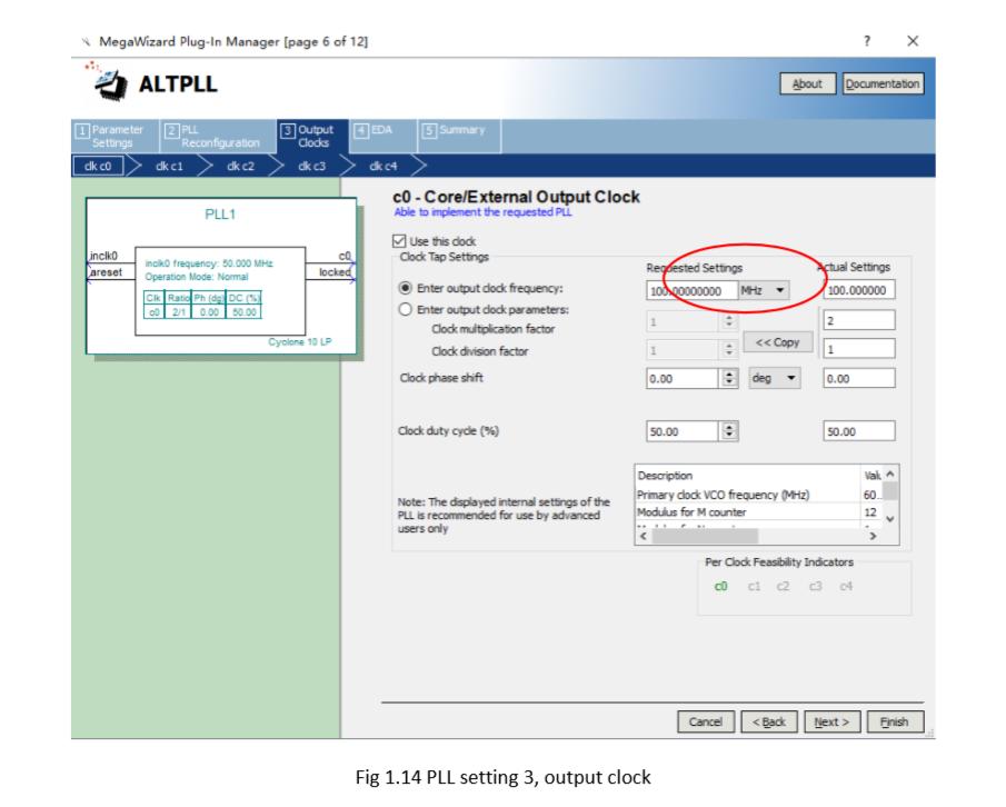 PLL-Setting-outputclock