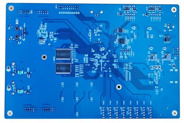 Altera RISC-V SoC AI FII-PRA040 FPGA development Board Back